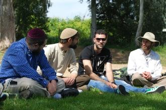 Group Discussion at Yarkon Seminar