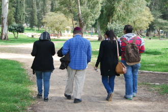 Guided Walk in National Park