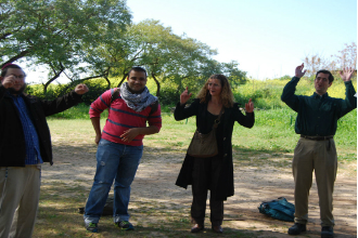 Yarkon Park Seminar Activity