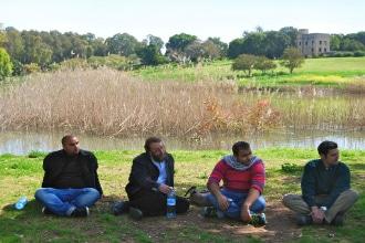 Yarkon Park Seminar Discussion