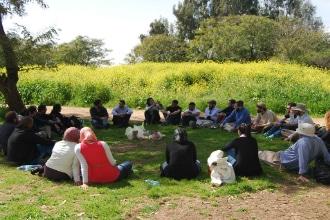 Yarkon Park Seminar Group Photo