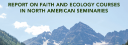 Register for the Faith and Ecology Conference in NY