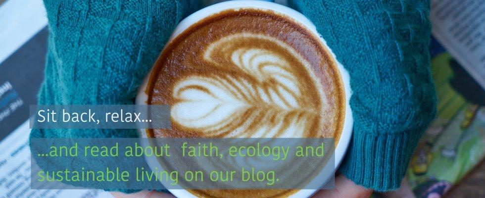 Banner Faith & Ecology Blog
